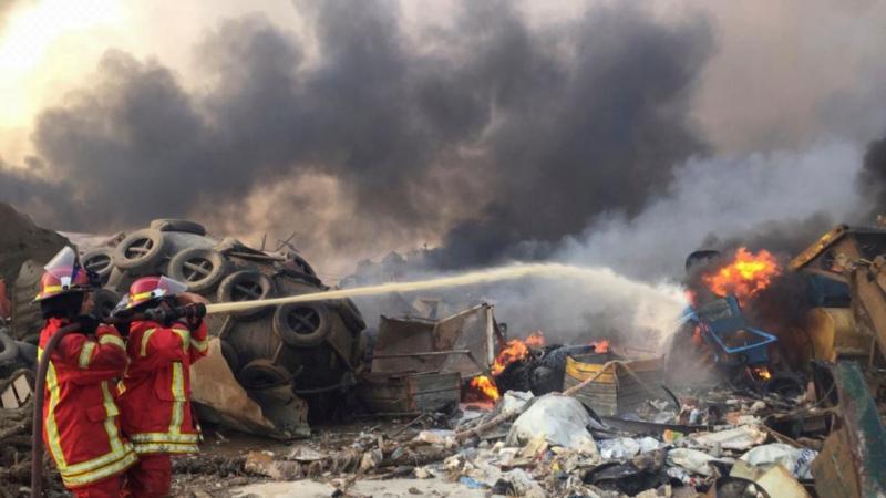 Liban : Les ressortissants américains appelés à rester à l'abri