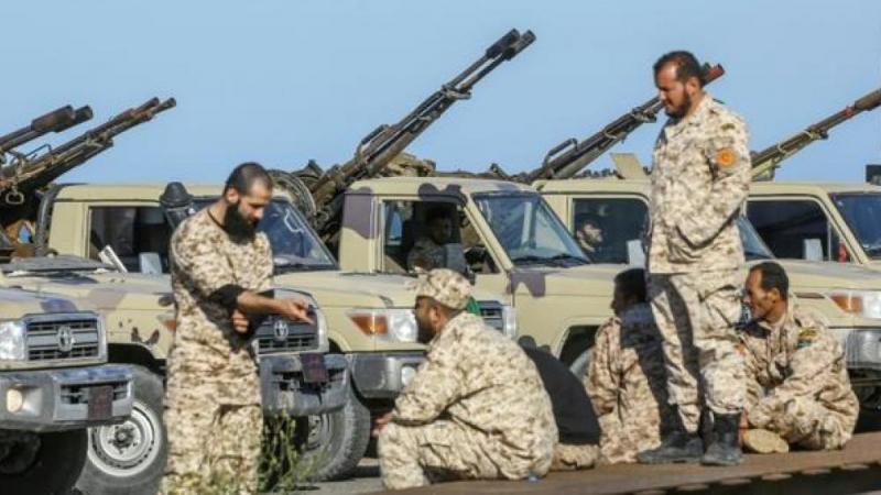 Libye-armée
