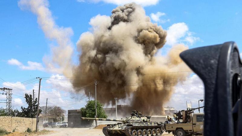 Libye-combats