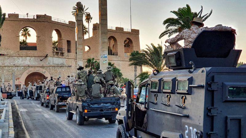 Libye: Le parlement pour une intervention de l'armée égyptienne