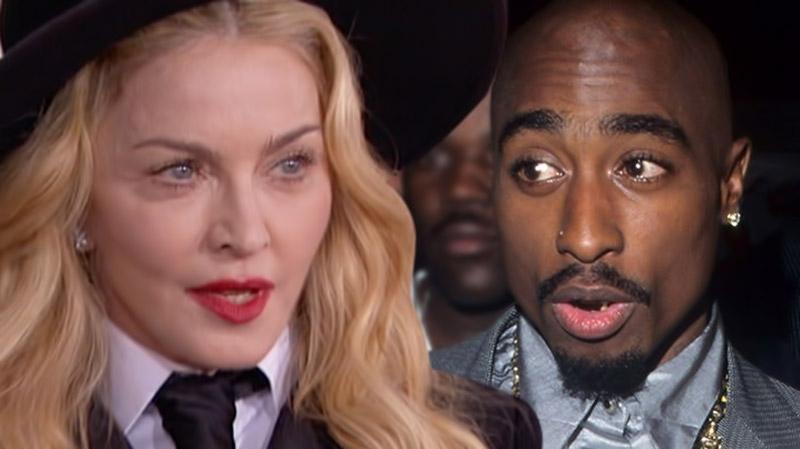 Madonna-Tupac