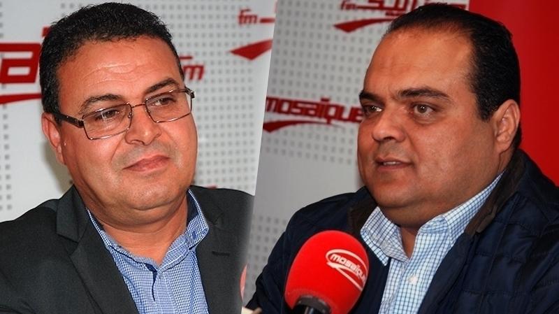 """Maghzaoui traite les députés de Nidaa Tounes de """"milices """""""