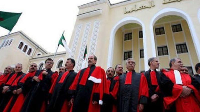 magistrats algériens