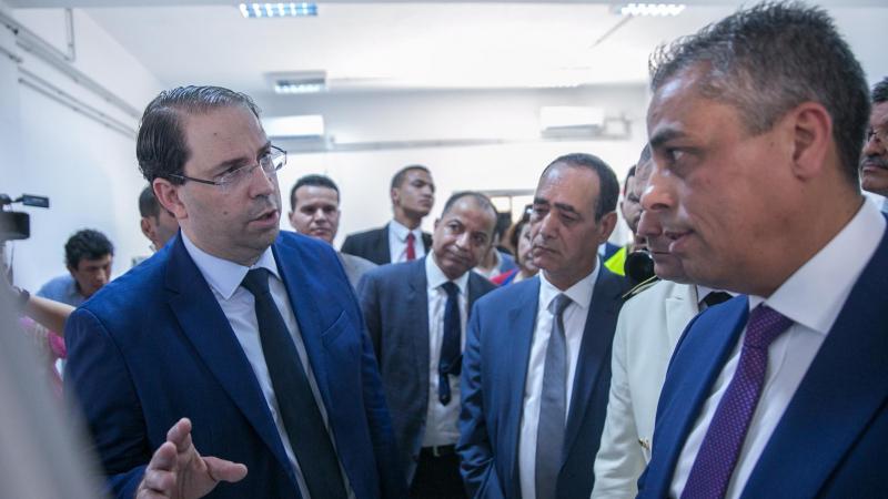Mahdia: Chahed donne le coup d'envoi de plusieurs projets