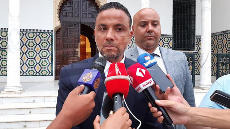Makhlouf veut un gouvernement formé sur la base de quotas partisans