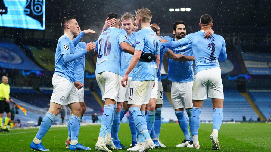 Manchester City sacré champion d'Angleterre