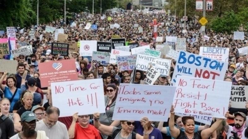 manifestation Boston