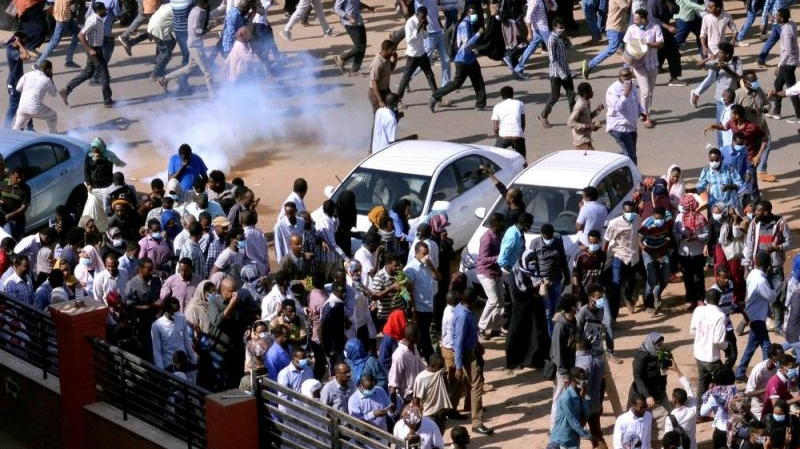 manifestations-Soudan