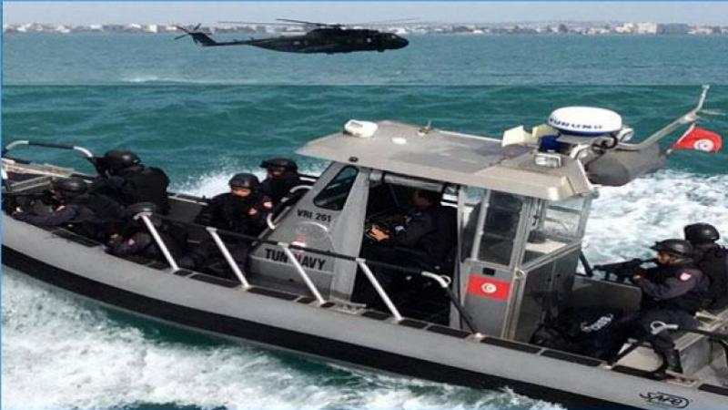 marine tunisienne