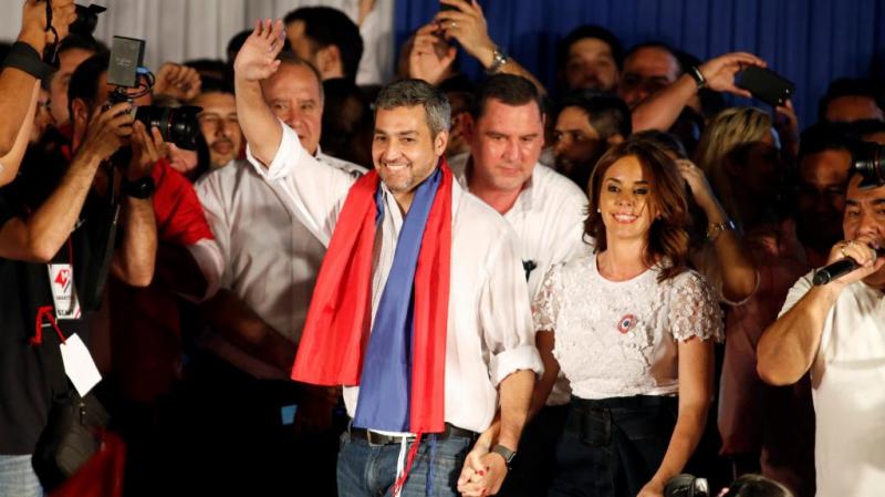 Mario Abdo Benitez