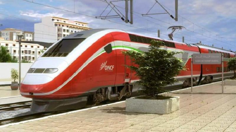 maroc-train