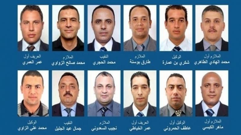 martyrs de la Garde présidentielle