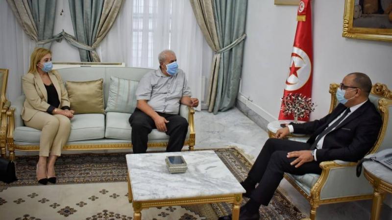 Mechichi rencontre le président du bloc parlementaire de Tahya Tounes