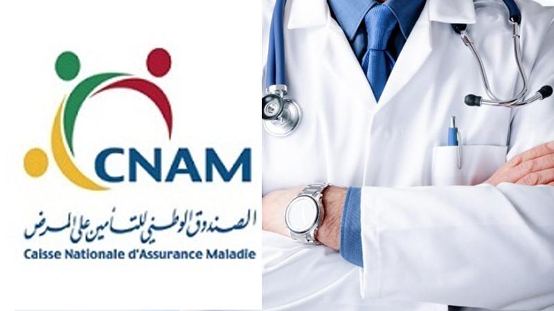 médecins-CNAM
