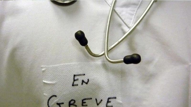 médecins-grève