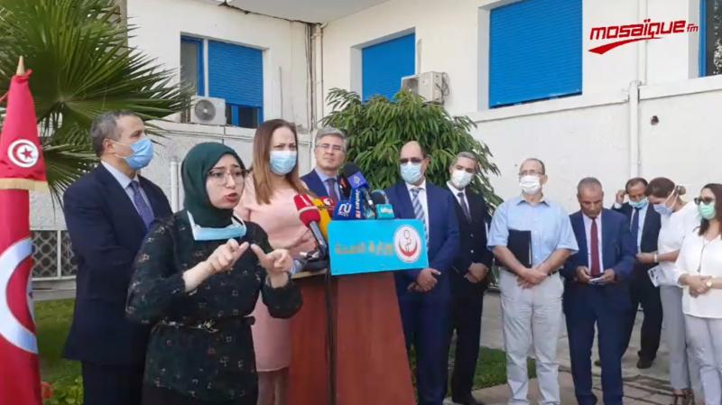 Mekki: 'La Tunisie sauve du coronavirus'