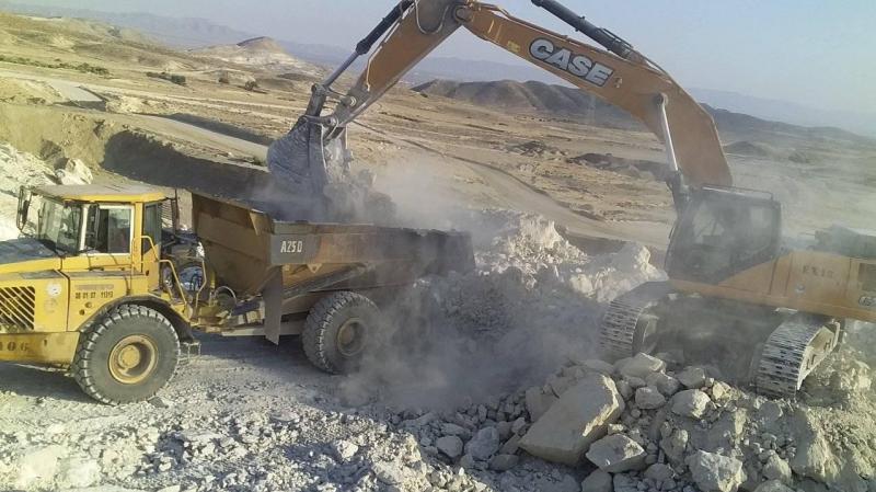 Meknassi : Reprise de l'activité de la mine de phosphate