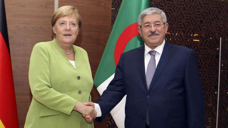 Merkel-Ouyahia