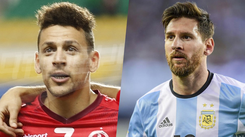 Messi, Msakni