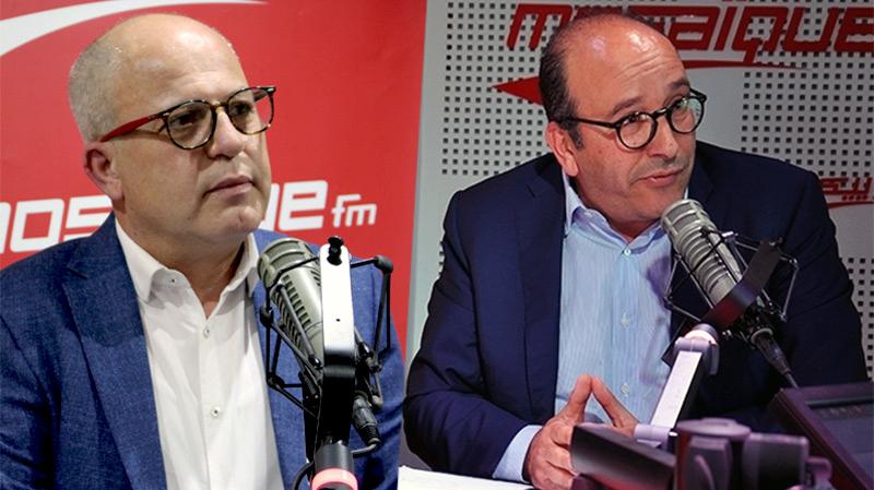 Midi Show reçoit Nabil Hajji et Khaled Fakhfakh