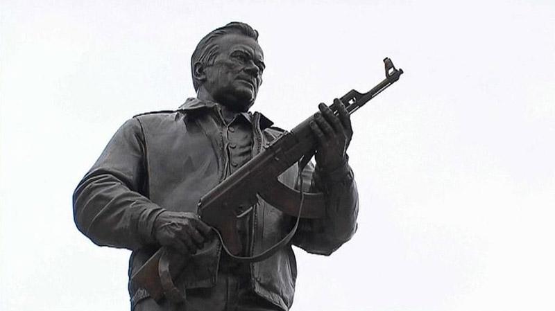 Mikhaïl-Kalachnikov