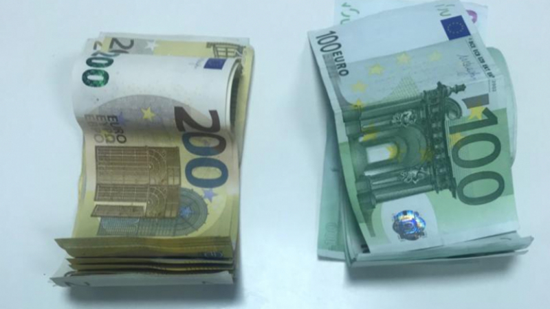Mise en échec d'une opération de contrebande de devises