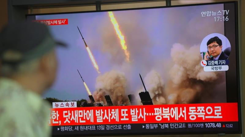 missiles Corée