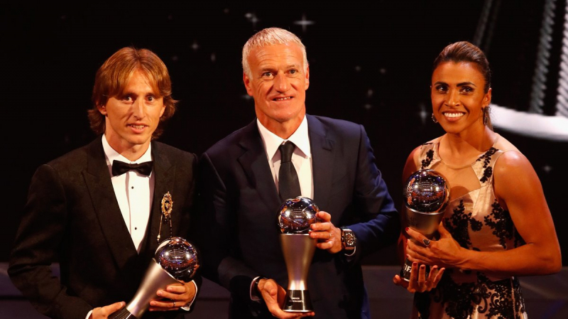 Modric-Deschamps-Marta