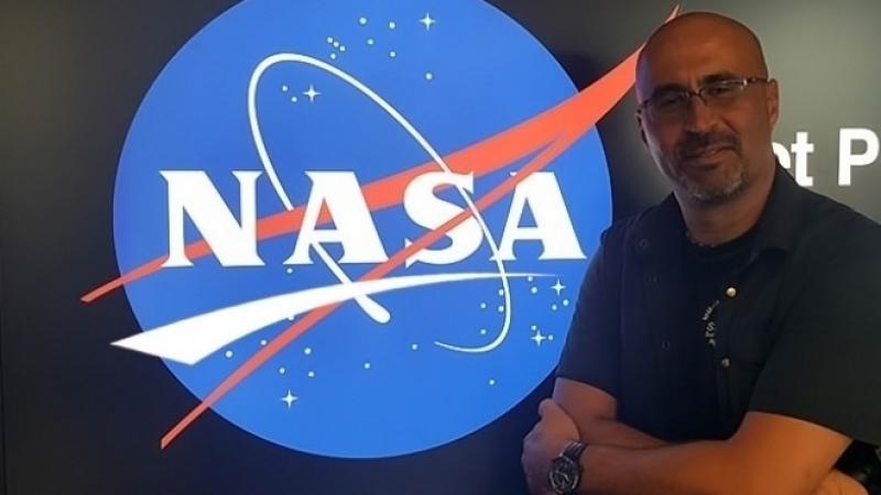 """Mohamed Abid, un tunisien de la """"NASA"""" à la conquête de Mars"""