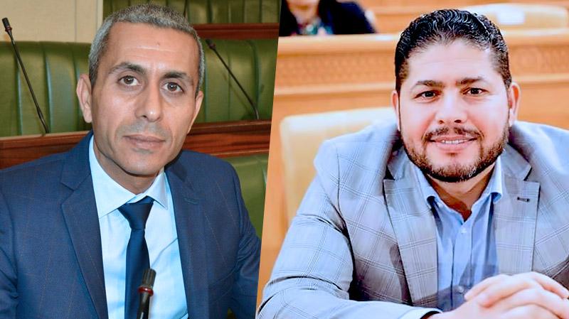 Mohamed Ammar et Adnene Brahim