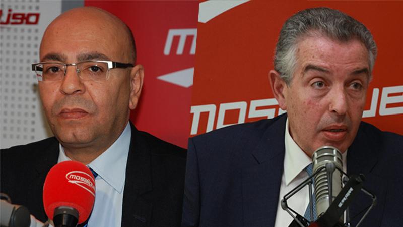 Mohamed Fadhel Mahfoudh et Tarek Cherif dans Midi Show