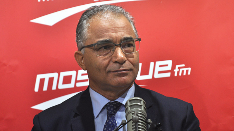 Mohsen Marzouk se désiste pour Zbidi