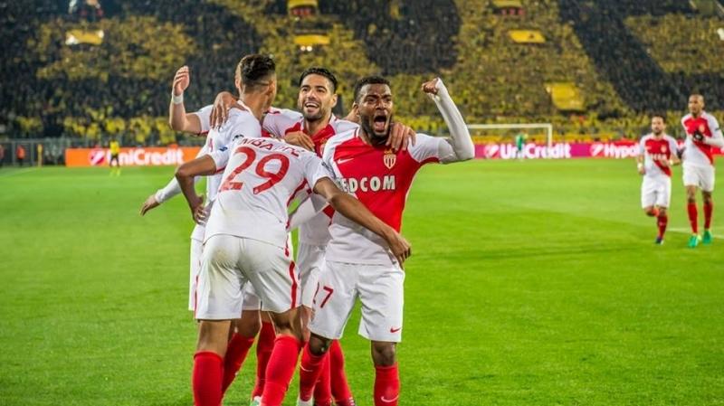 Monaco, Dortmund