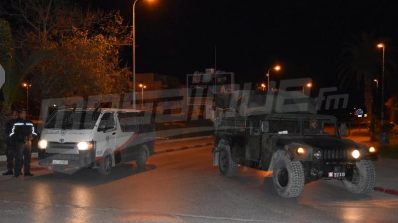 Monastir: Prolongement du couvre-feu et réouverture des marchés