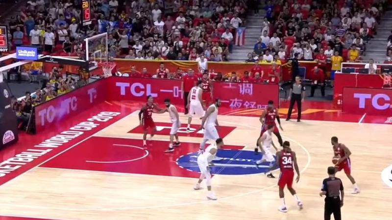 Mondial Basket: la Tunisie battue par le Porto Rico