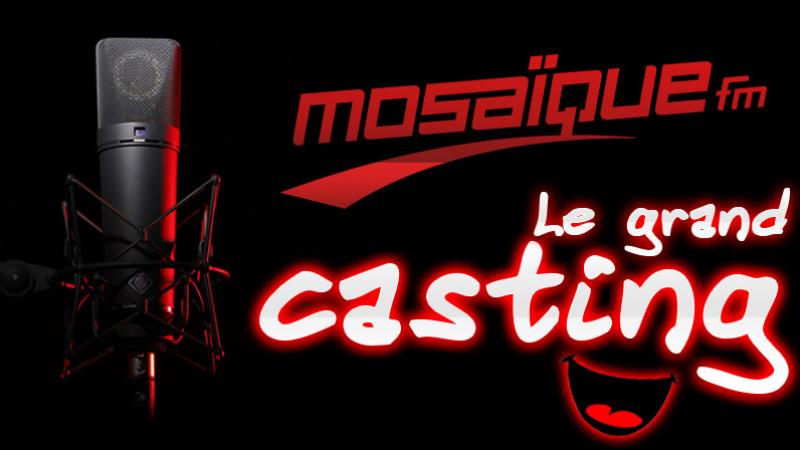 MosaiqueFM lance un casting !