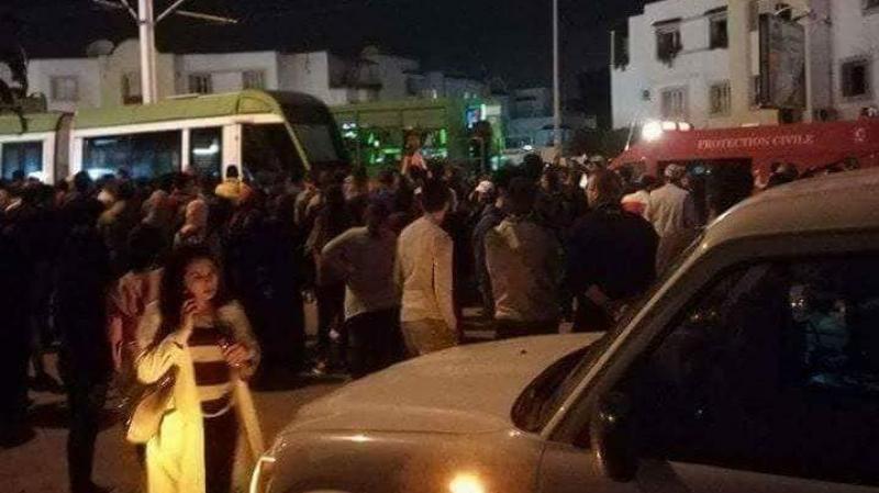 Mourouj: Une jeune femme se suicide en se jetant sous un métro