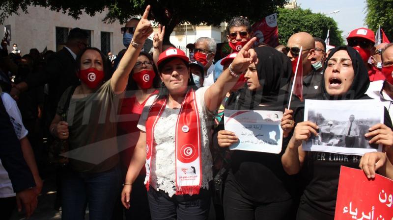 Moussi: Des tentatives de justifier le terrorisme à l'ARP