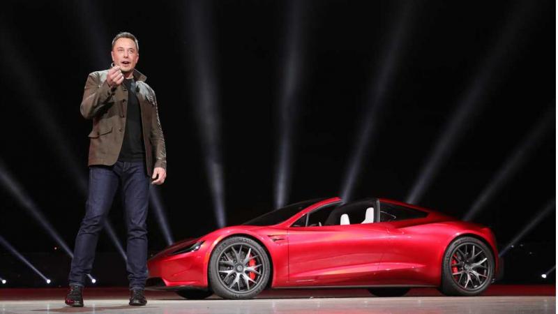 Musk-Tesla