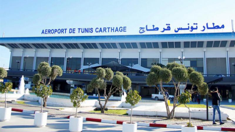 Mzoughi appelle à la fermeture de l'aéroport Tunis-Carthage