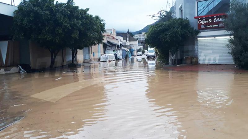 Nabeul a enregistré la plus importante quantité de pluies