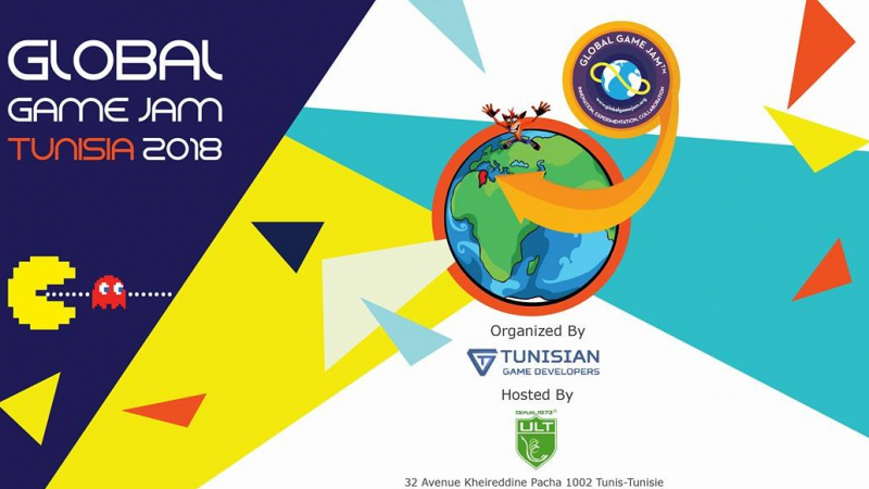 Nabeul : la Global Game Jam Tunisia 2018 débute le 26 janvier