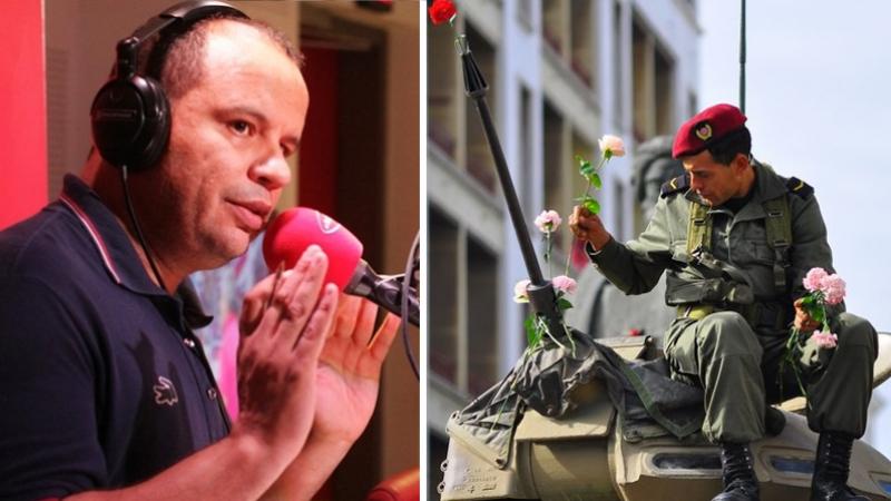 Naoufel Ouertani s'excuse auprès de l'armée