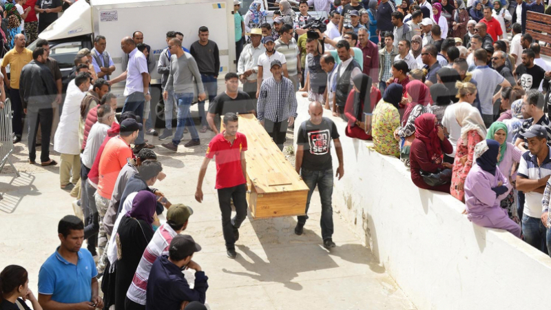 Naufrage Kerkennah: le bilan s'alourdit parmi les tunisiens