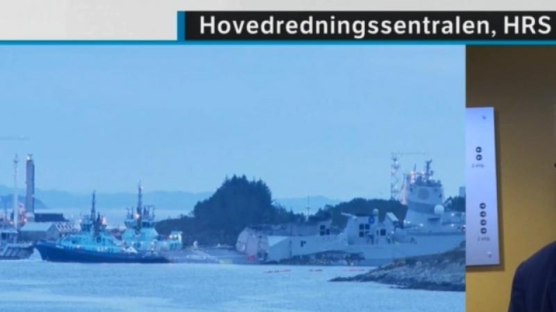 Navire Norvégien