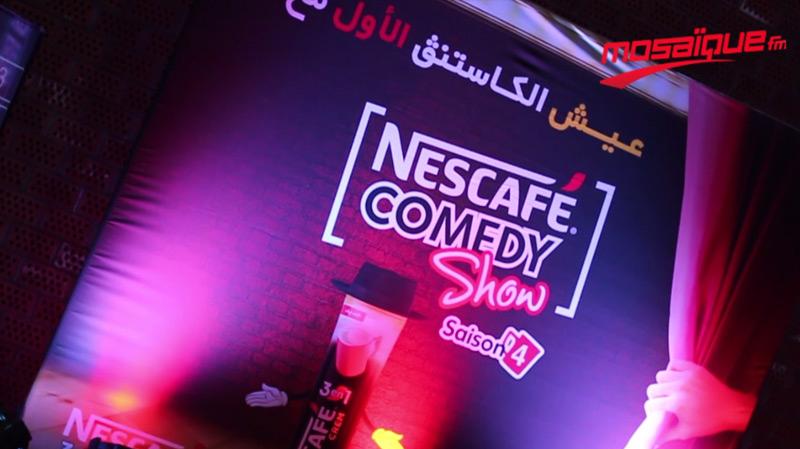 nescafé-comdey show