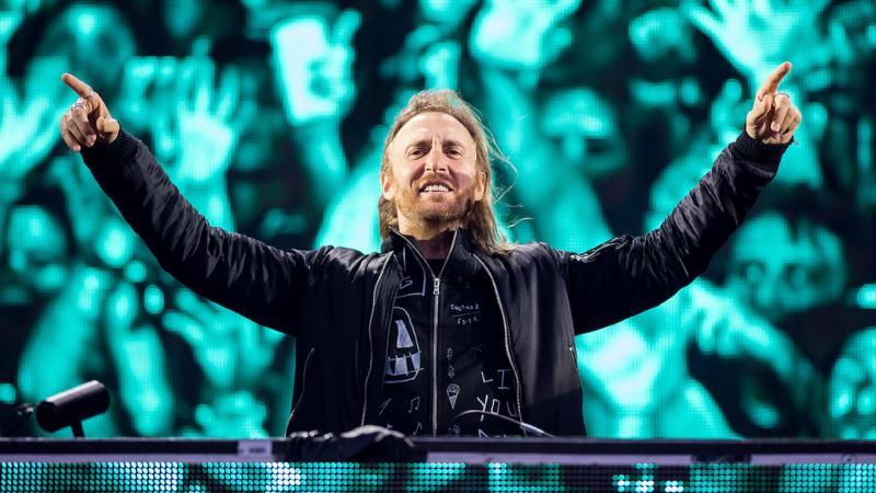 New York : David Guetta aux platines, samedi