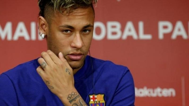 Neymar-FC Barcelone