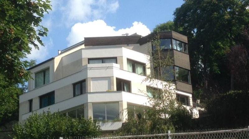 Neymar maison