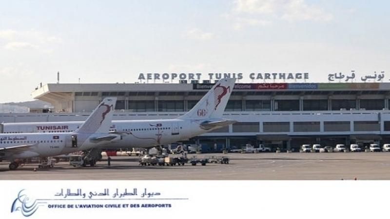 Oaca le trafic a rien en hausse de 9 6 en octobre - Office de l aviation civile et des aeroports tunisie ...